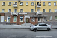 Екатеринбург, ул. Бажова, 45 - фото торговой площади