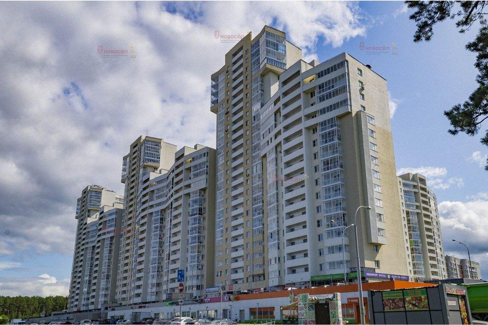 Екатеринбург, ул. Соболева, 19 (ВИЗ) - фото квартиры (2)