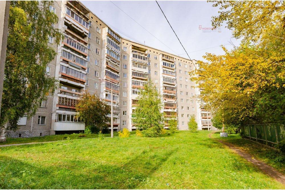 Екатеринбург, ул. Новгородцевой, 7 (ЖБИ) - фото квартиры (2)