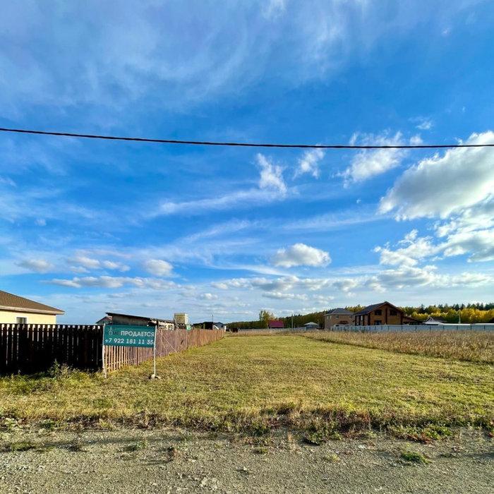 к.п. Александрия (городской округ Белоярский, д. Гусева) - фото земельного участка (2)