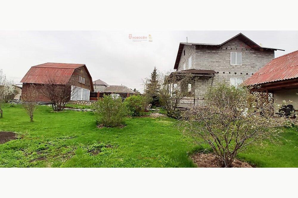 д. Большое Седельниково, ул. Чкалова, 6 (городской округ Сысертский) - фото коттеджа (8)