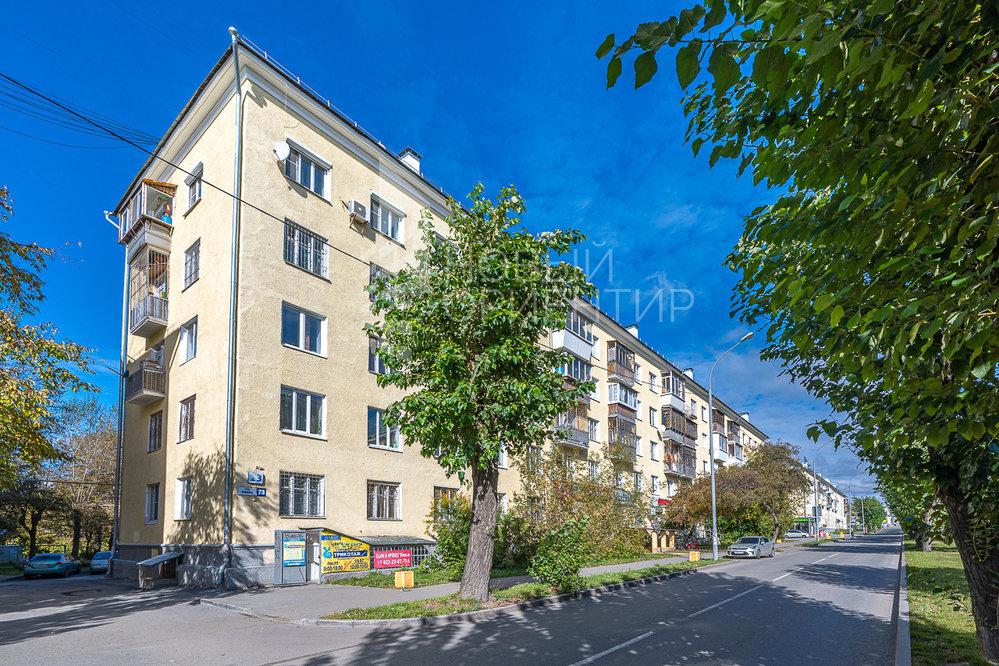 Екатеринбург, ул. Баумана, 23 (Эльмаш) - фото квартиры (2)