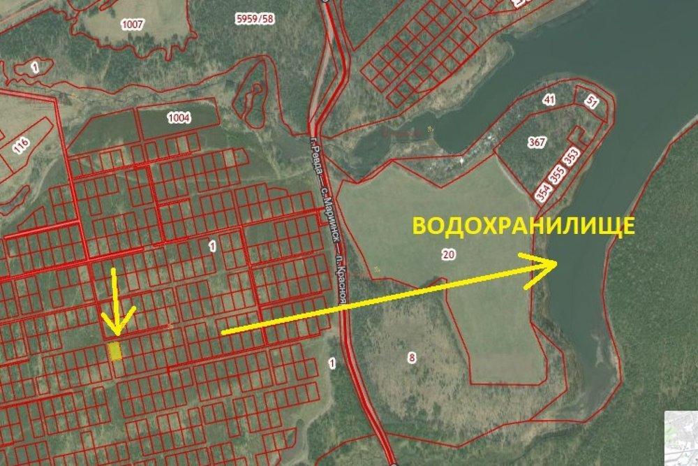 г. Ревда, ул. урочище Шумиха, 325 (городской округ Ревда) - фото земельного участка (6)