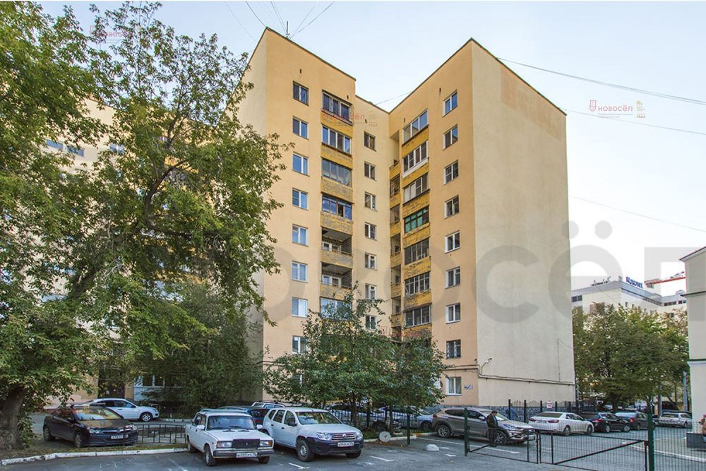 Екатеринбург, ул. Энгельса, 11 (Центр) - фото квартиры (2)