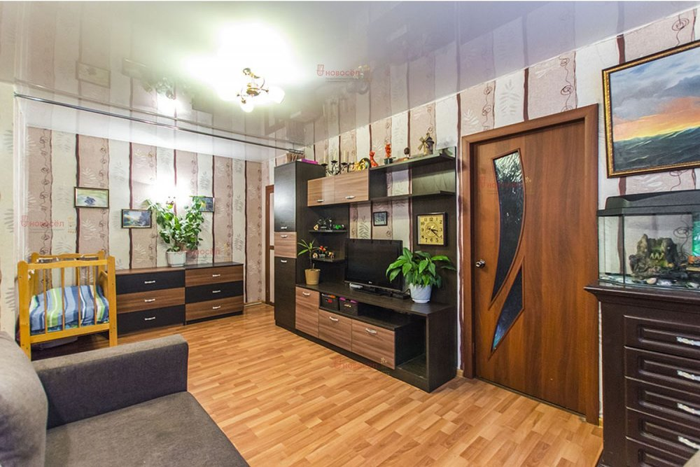Екатеринбург, ул. Сухумский, 6 (Вторчермет) - фото квартиры (4)