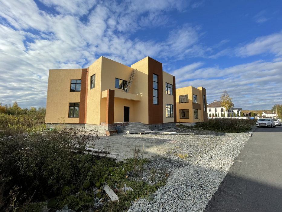 к.п. Палникс, ул. Берёзовый Ключ, 87 (Верх-Исетский район) - фото коттеджа (1)