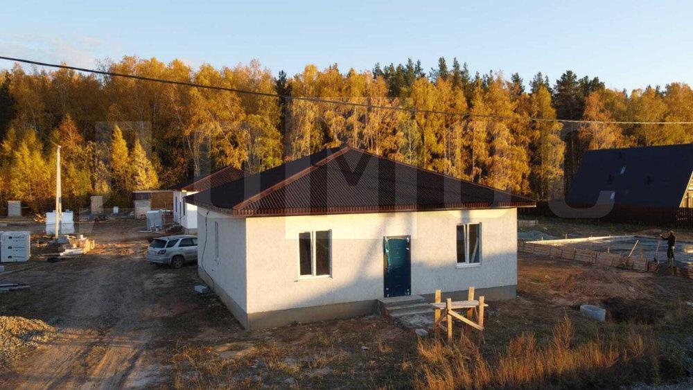 к.п. Чистые росы-2, ул. Турмалиновая, 54 (городской округ Белоярский) - фото дома (2)