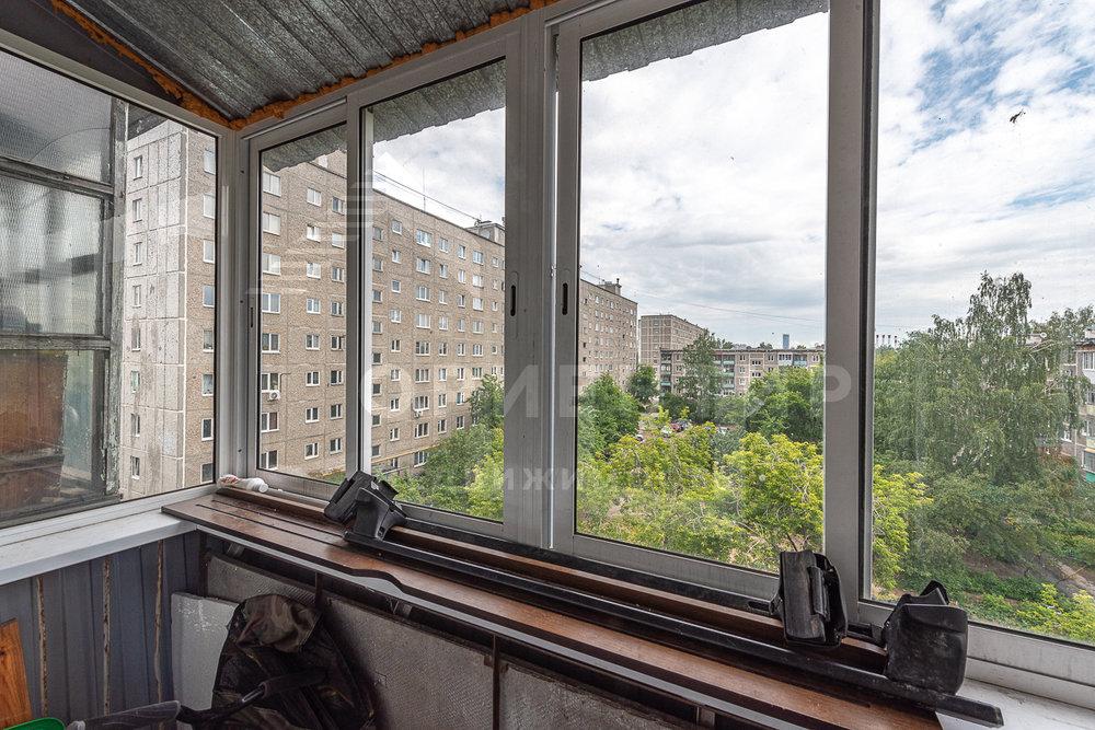 Екатеринбург, ул. Серафимы Дерябиной, 23 (Юго-Западный) - фото квартиры (8)