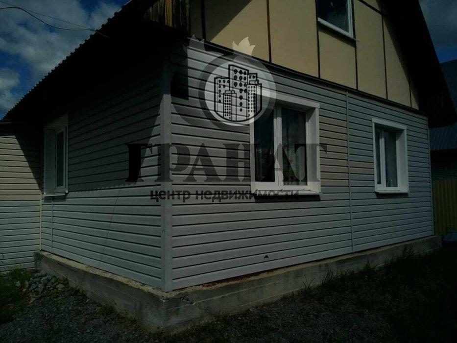 п. Растущий, ул. Сосновая, 5 (городской округ Белоярский) - фото дома (1)