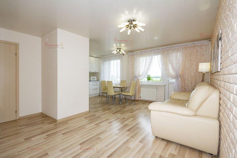 Екатеринбург, ул. Рабочих, 9 (ВИЗ) - фото квартиры (6)