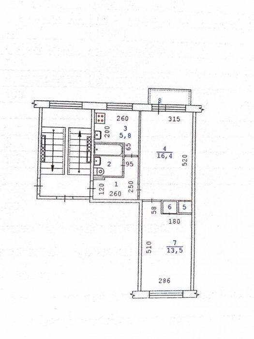 Екатеринбург, ул. Волгоградская, 190 (Юго-Западный) - фото квартиры (2)