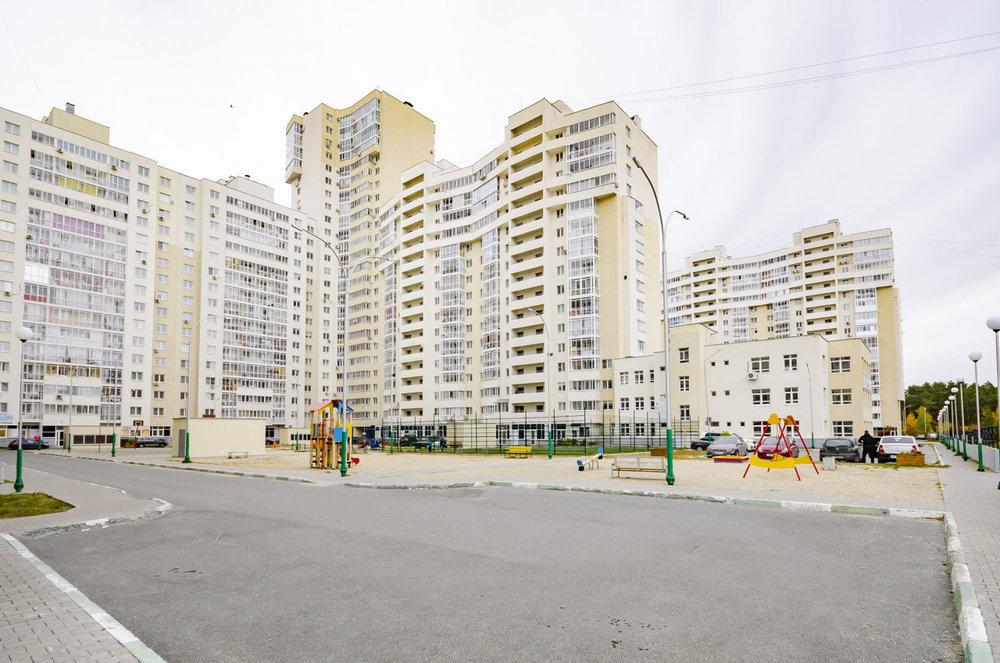 Екатеринбург, ул. Соболева, 19 (Широкая речка) - фото квартиры (1)
