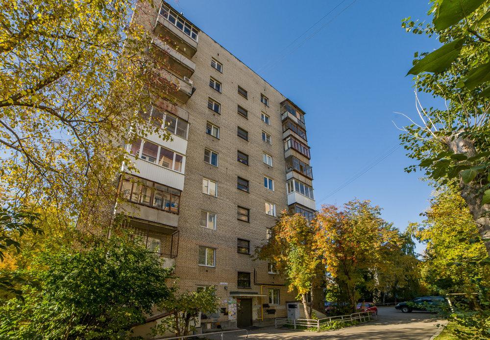 Екатеринбург, ул. Шаумяна, 102 (Юго-Западный) - фото квартиры (1)
