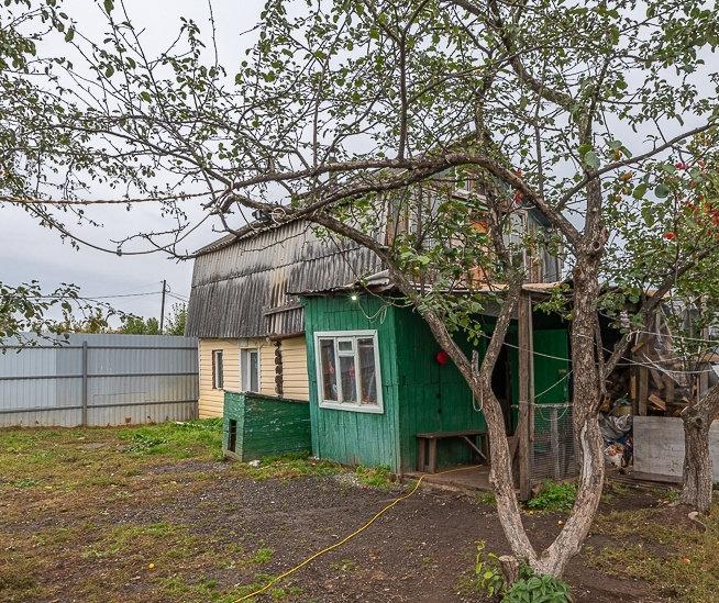 Екатеринбург, СНТ  40 Лет Октября (Широкая речка) - фото сада (2)
