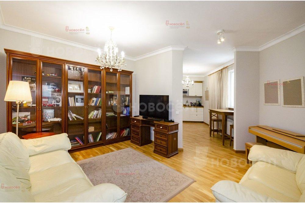 Екатеринбург, ул. Жукова, 13 (Центр) - фото квартиры (3)