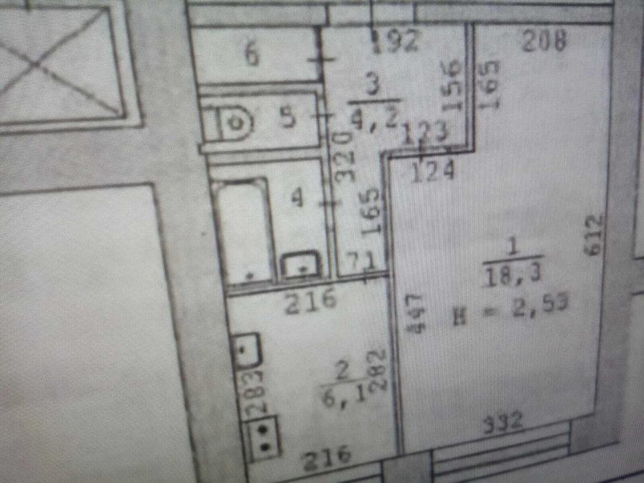 Екатеринбург, ул. Таганская, 52 (Эльмаш) - фото квартиры (1)