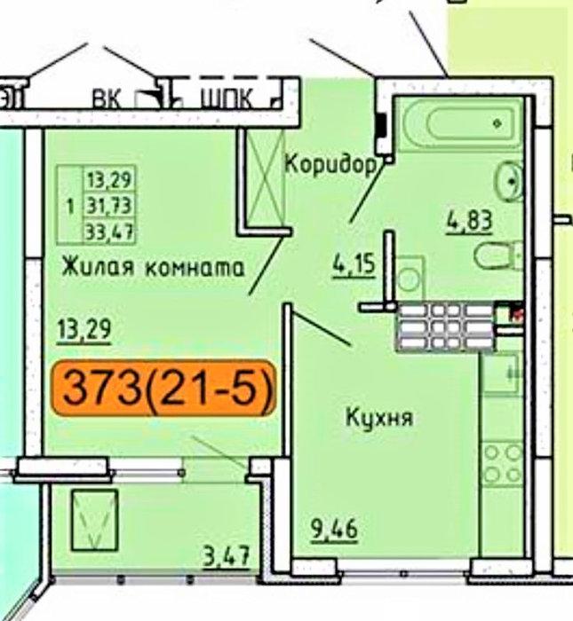 Екатеринбург, ул. Энтузиастов, 36б/2 (Эльмаш) - фото квартиры (3)