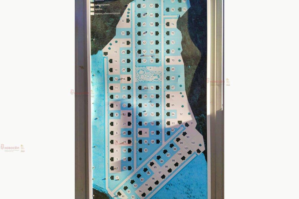 к. п. Лесные тропы (Екатеринбург, с. Горный щит) - фото земельного участка (7)