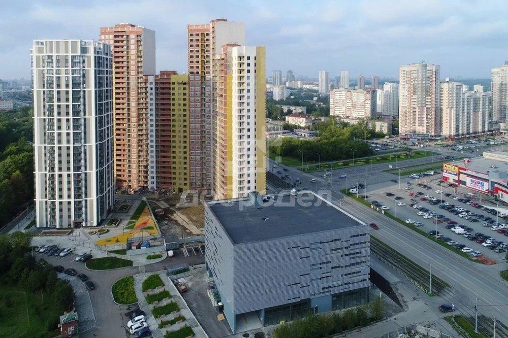 Екатеринбург, ул. 8 Марта, 202 к.3 (Ботанический) - фото квартиры (1)