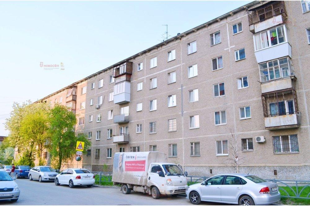 Екатеринбург, ул. Ангарская, 38 (Старая Сортировка) - фото квартиры (2)