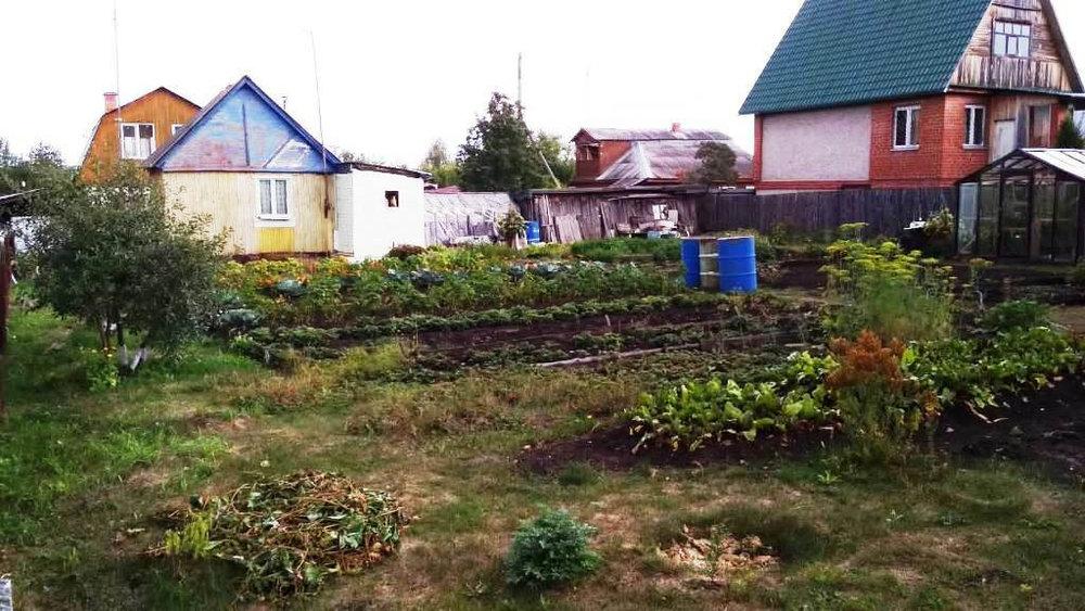 д. Гилева, к/с Сплав (городской округ Белоярский) - фото сада (3)