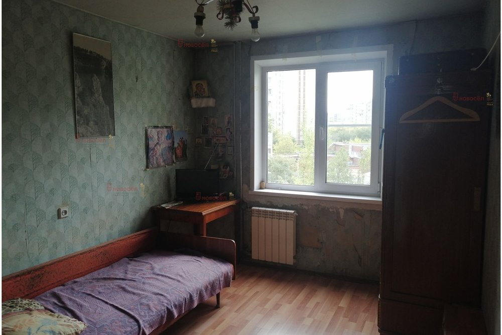 Екатеринбург, ул. Черепанова, 12 (Заречный) - фото квартиры (3)