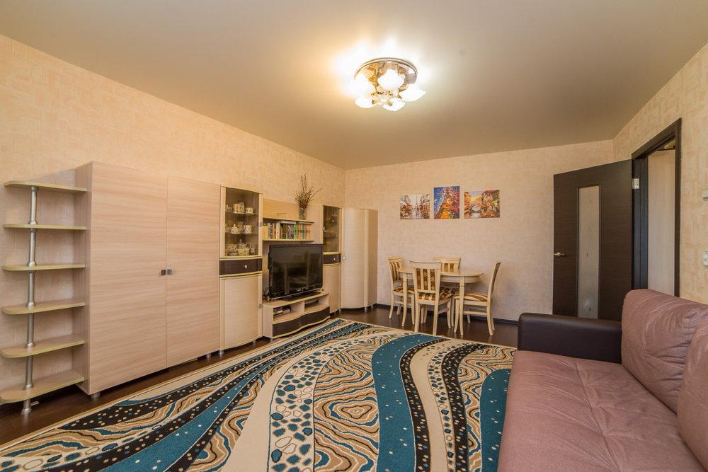 Екатеринбург, ул. Академика Бардина, 49 (Юго-Западный) - фото квартиры (1)