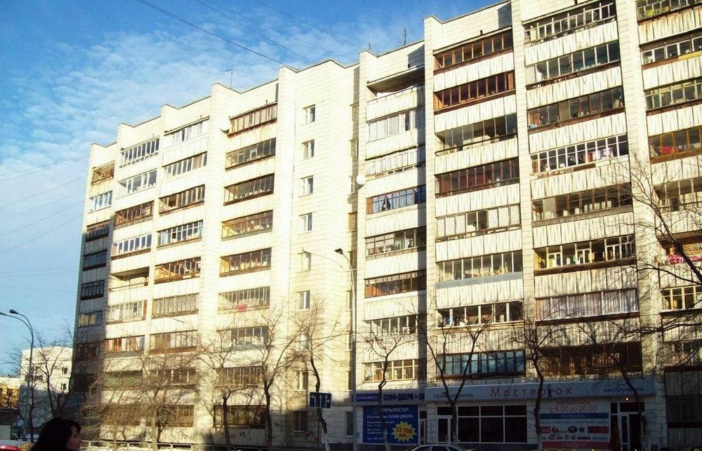 Екатеринбург, ул. Сурикова, 31 (Автовокзал) - фото квартиры (1)
