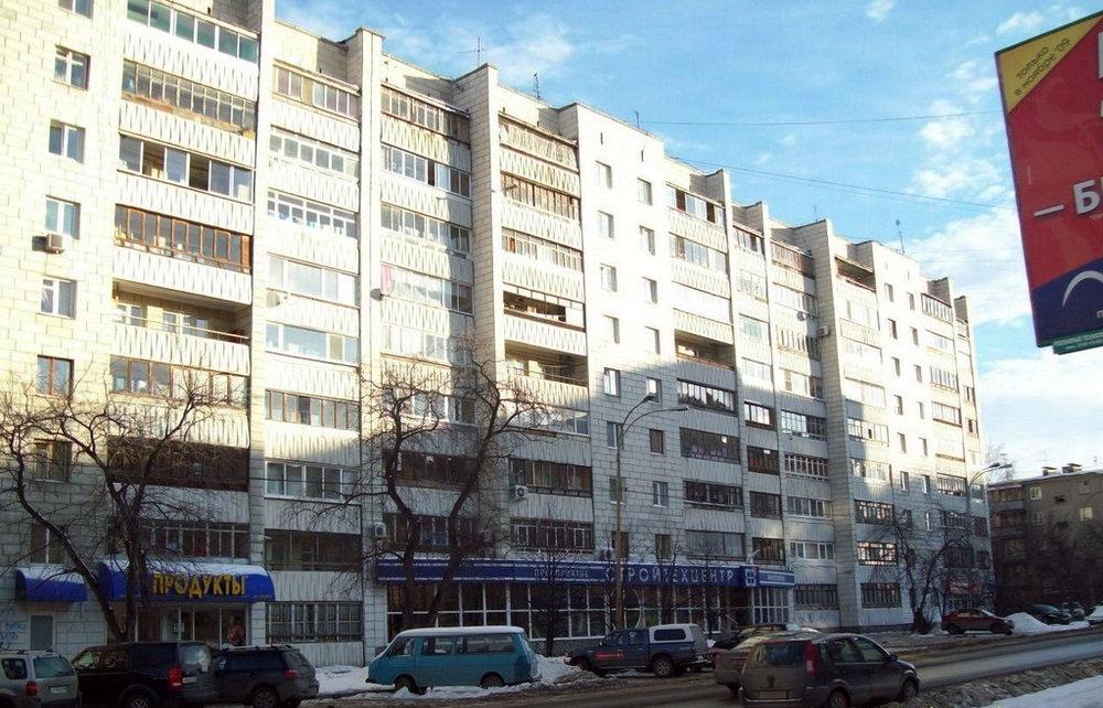 Екатеринбург, ул. Сурикова, 31 (Автовокзал) - фото квартиры (8)