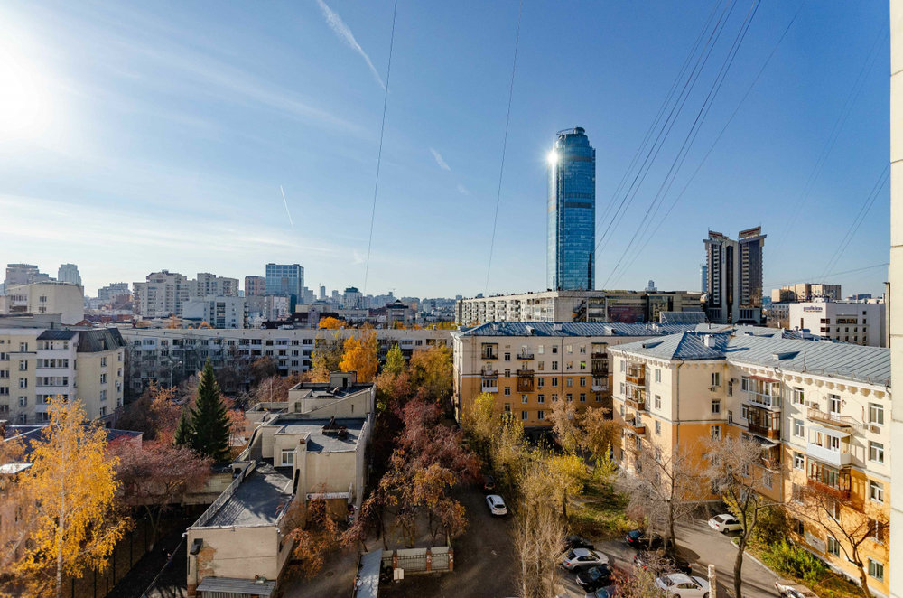 Екатеринбург, ул. Луначарского, 180 (Центр) - фото квартиры (1)
