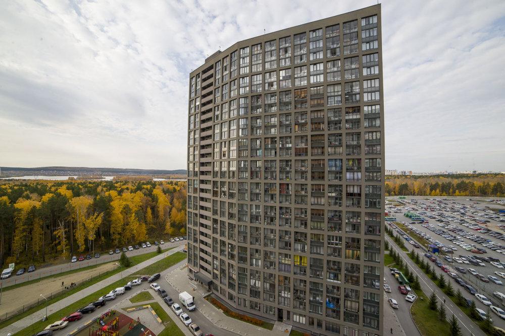 Екатеринбург, ул. микрорайон Светлый, 3 (Уктус) - фото квартиры (1)