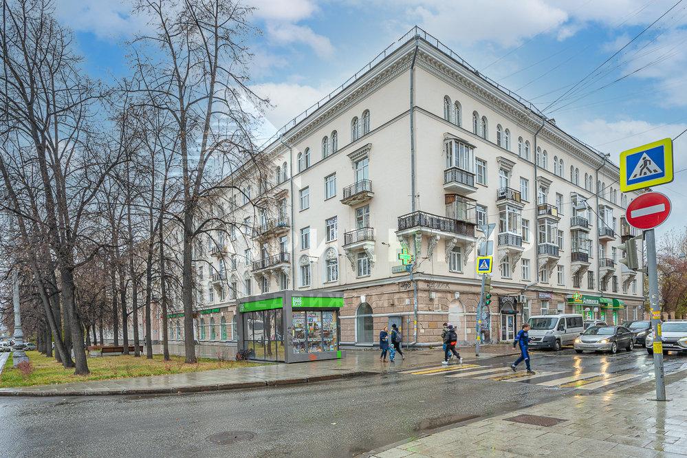 Екатеринбург, ул. Ленина, 95 (Втузгородок) - фото квартиры (1)