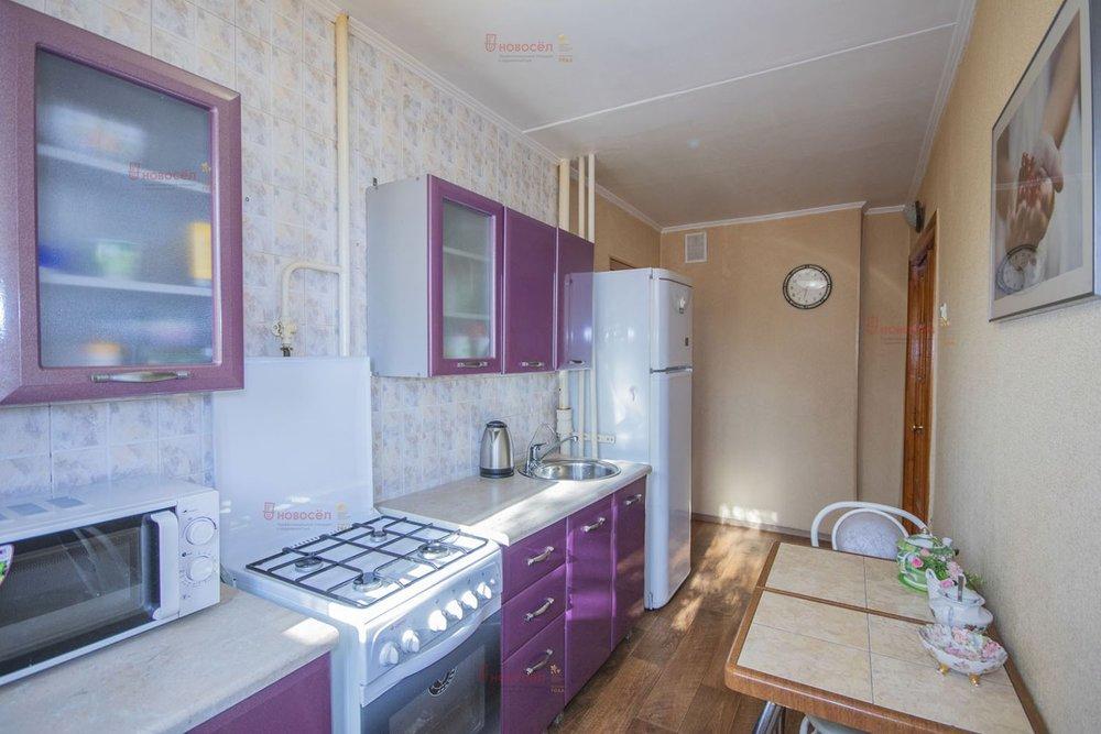 Екатеринбург, ул. Онуфриева, 44 (Юго-Западный) - фото квартиры (7)