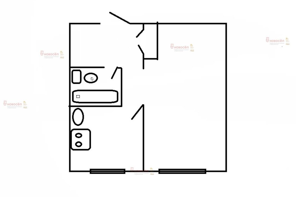Екатеринбург, ул. Патриса Лумумбы, 27 (Вторчермет) - фото квартиры (1)