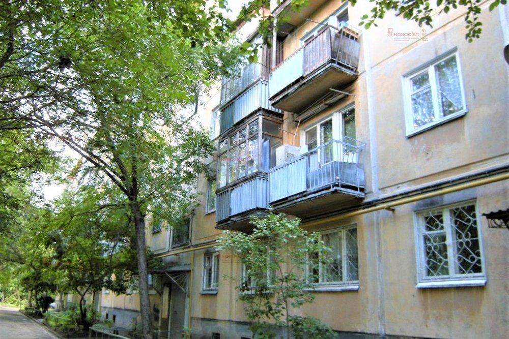 Екатеринбург, ул. Патриса Лумумбы, 27 (Вторчермет) - фото квартиры (2)