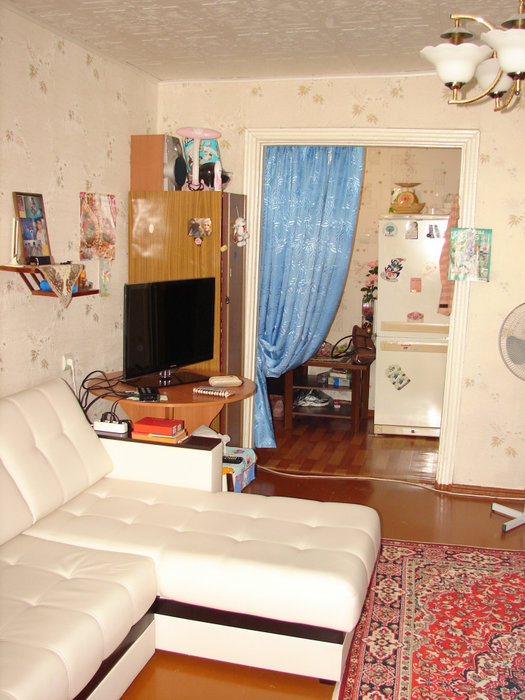с. Патруши, ул. Центральная, 10 (городской округ Сысертский) - фото квартиры (1)