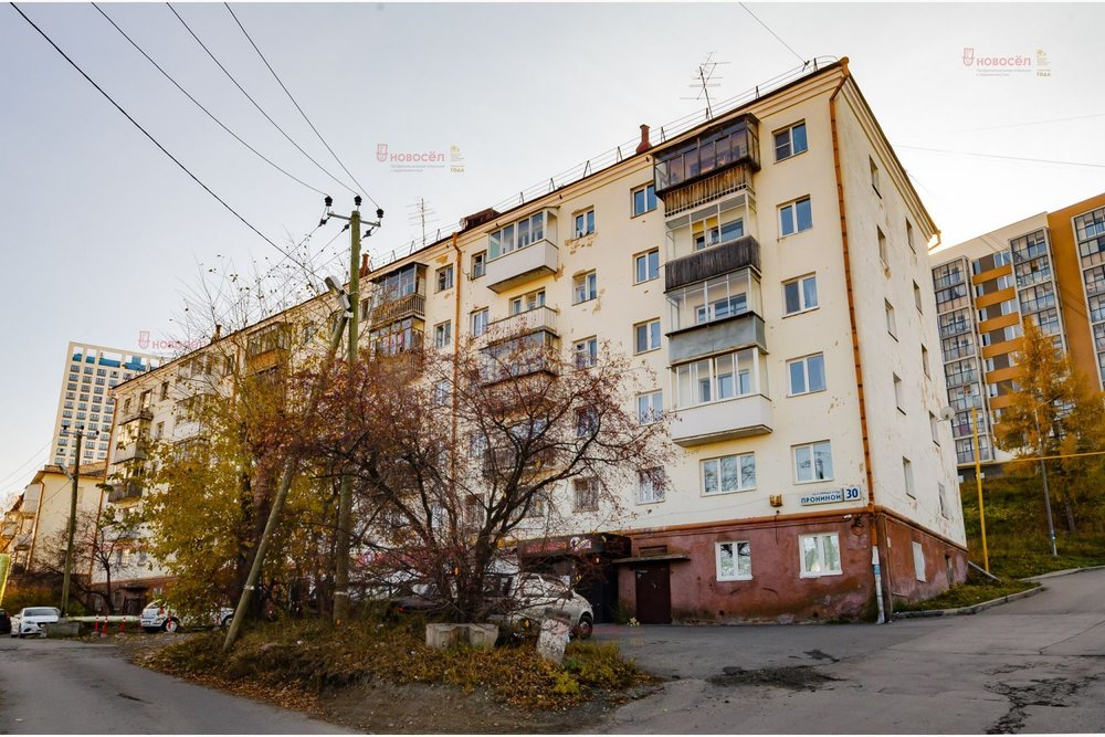 Екатеринбург, ул. Прониной, 30 (Уктус) - фото квартиры (3)