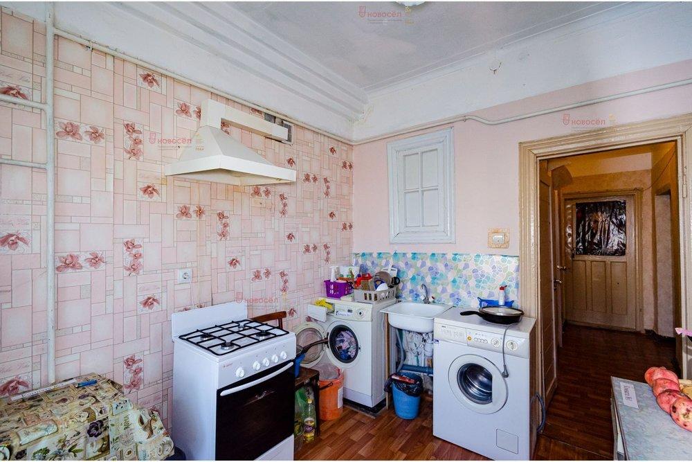 Екатеринбург, ул. Бисертская, 133 (Елизавет) - фото комнаты (8)
