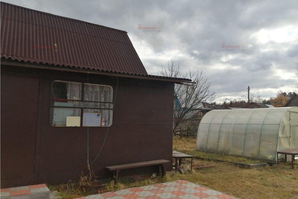 п. Соколовка, КС №22, уч. 53 (городской округ Верхняя Пышма) - фото сада (3)