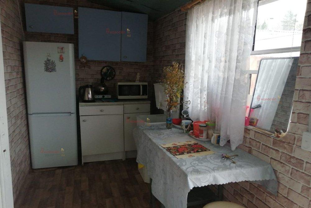 п. Соколовка, КС №22, уч. 53 (городской округ Верхняя Пышма) - фото сада (5)