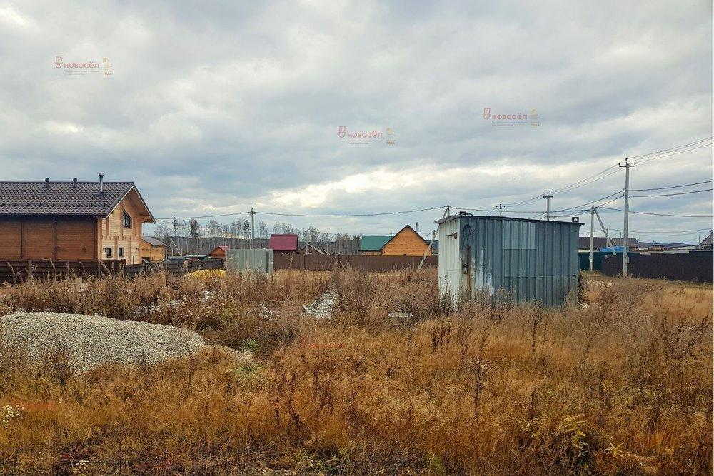 к.п. Балтымские дачи, ул. Солнечная, 32 (городской округ Верхняя Пышма, п. Соколовка) - фото земельного участка (3)