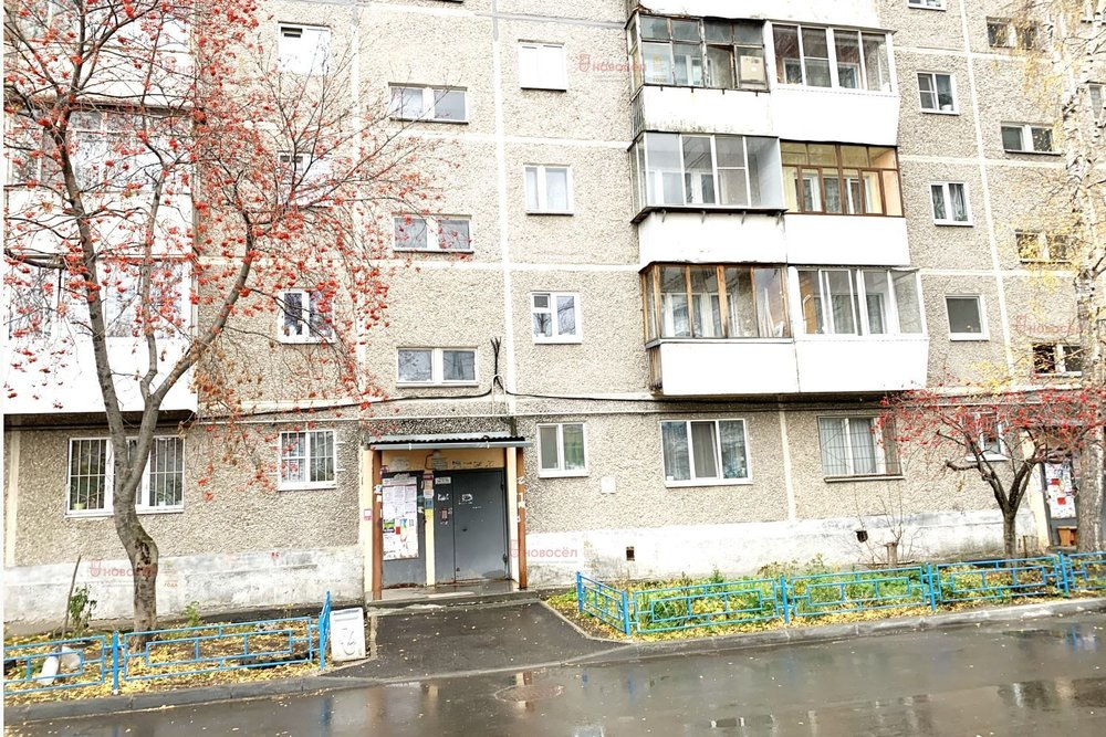 Екатеринбург, ул. Космонавтов, 94 (Эльмаш) - фото квартиры (2)