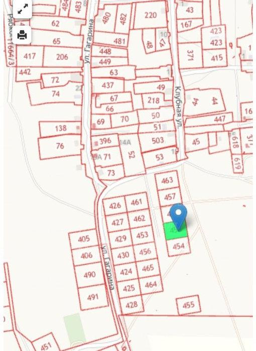 с. Дрягуново, ул. Гагарина, 57 (городской округ Горноуральский) - фото земельного участка (2)