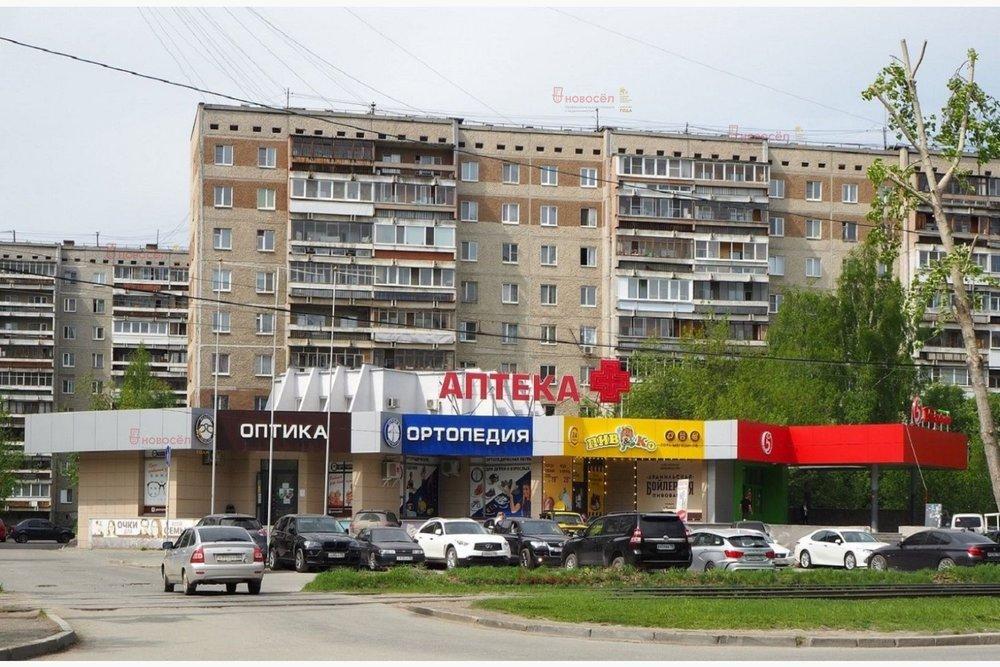 Екатеринбург, ул. Высоцкого, 10 - фото комнаты (1)