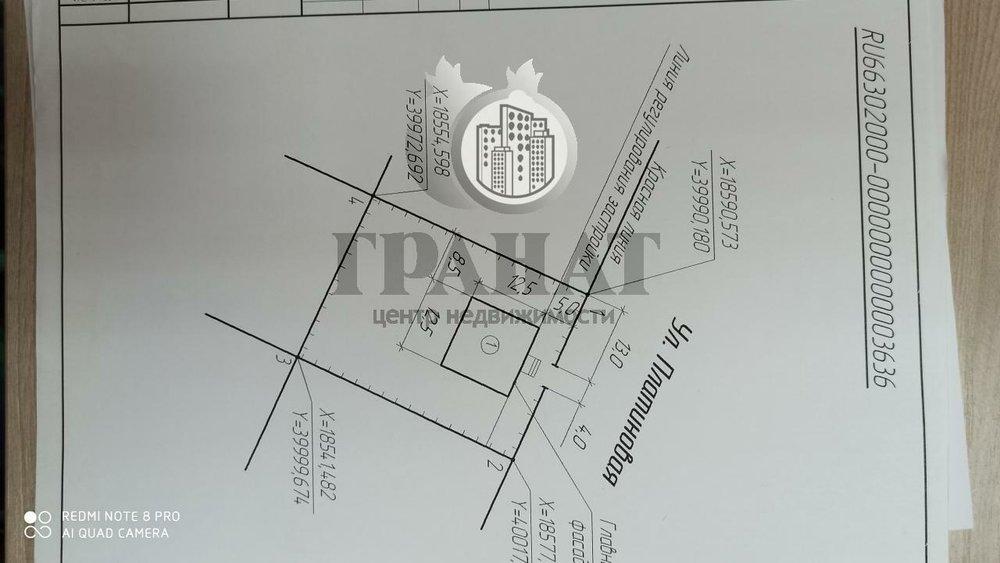 Екатеринбург, ул. Строительный, 198А (Шабровский) - фото земельного участка (2)