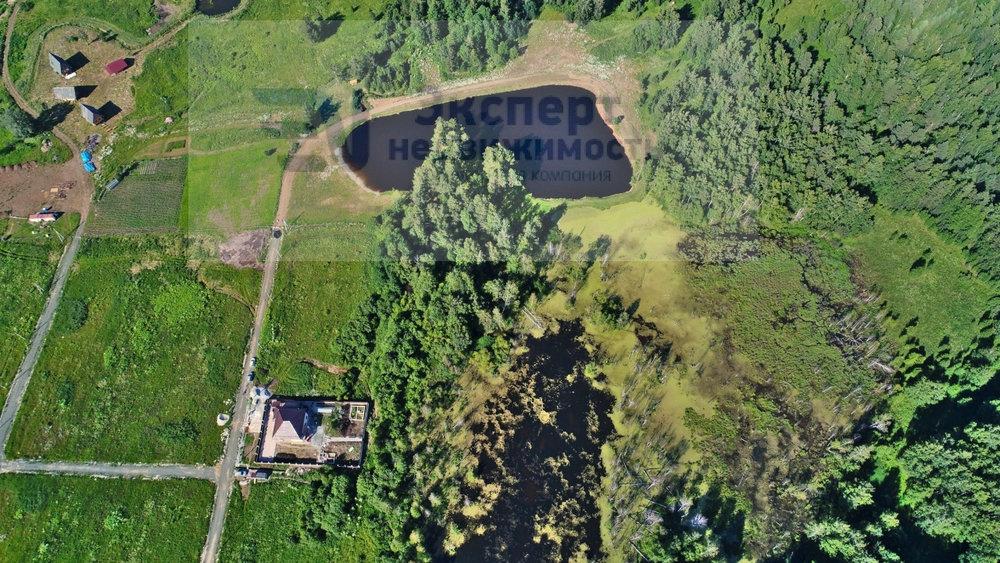 к.п. Шишкино, ул. Кедровая, 38 (городской округ Березовский) - фото земельного участка (3)