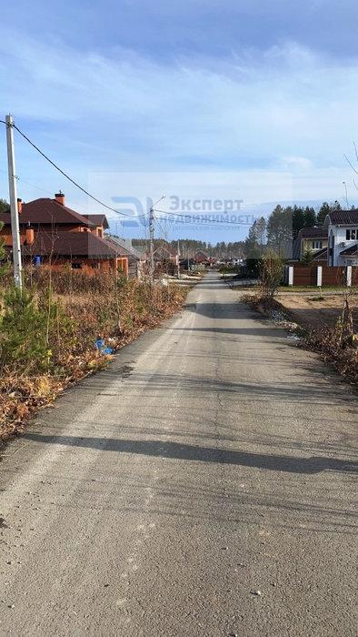 к.п. Шишкино, ул. Кедровая, 38 (городской округ Березовский) - фото земельного участка (7)