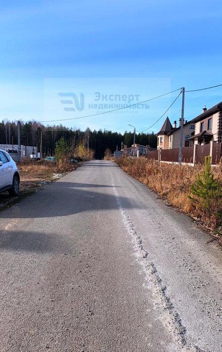 к.п. Шишкино, ул. Кедровая, 36 (городской округ Березовский) - фото земельного участка (4)