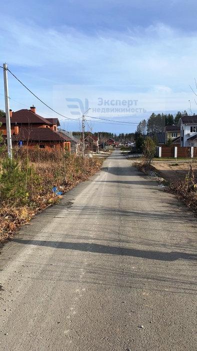 к.п. Шишкино, ул. Кедровая, 36 (городской округ Березовский) - фото земельного участка (5)