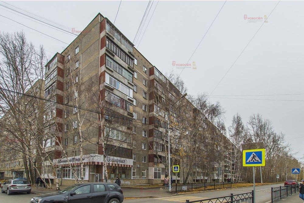 Екатеринбург, ул. Сиреневый, 7 (ЖБИ) - фото квартиры (2)